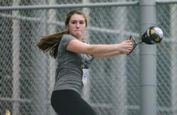 PHOTOS: Susan Wagner dominates at the SIPSAL Track and Field Championships